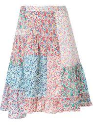 лоскутная юбка 'Liberty'  Anrealage