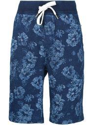 flower print bermuda shorts Alex Mill