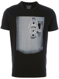 футболка с принтом Armani Jeans