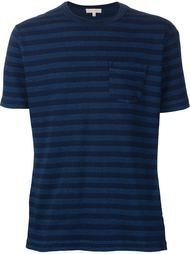 striped print T-shirt Alex Mill