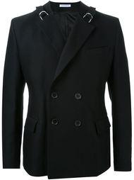 двубортный пиджак с отделкой пряжками J.W. Anderson