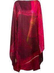 платье-кафтан Maria Calderara