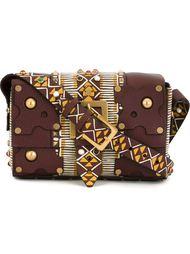 сумка на плечо  'Masai' с ручной росписью Valentino Garavani