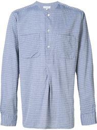 geometric print shirt Engineered Garments