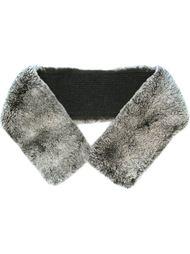 fur neckwarmer N.Peal