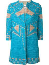тканое пальто  Ava Adore