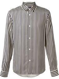 рубашка в полоску  A.P.C.