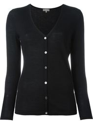 superfine v-neck cardigan N.Peal