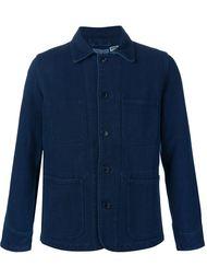 куртка на пуговицах Blue Blue Japan