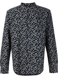 floral print shirt  3X1