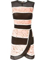 платье с контрастными панелями Veronique Leroy