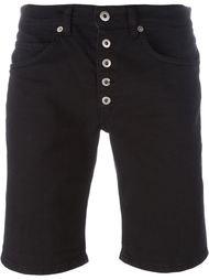 slim-fit denim shorts Dondup