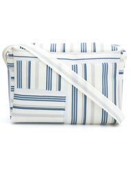 striped crossbody bag Luisa Cevese Riedizioni