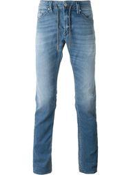 джинсы прямого кроя 'Jogjeans Tavar'  Diesel