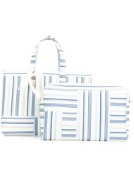 striped handbag Luisa Cevese Riedizioni