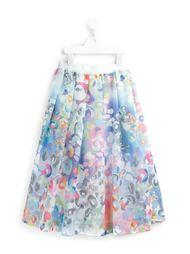 юбка макси с цветочным принтом  Simonetta