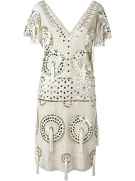 платье с кисточками 'Avelina'  Temperley London