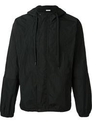 куртка на кнопках с капюшоном Tomas Maier