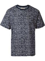 футболка в принтом  Casely-Hayford