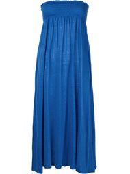 платье-юбка без бретелек Majestic Filatures