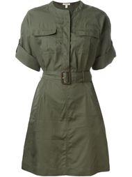 платье-рубашка с поясом Burberry Brit