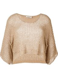 'Robin' knitted top Mes Demoiselles