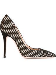 сетчатые туфли Sebastian Milano