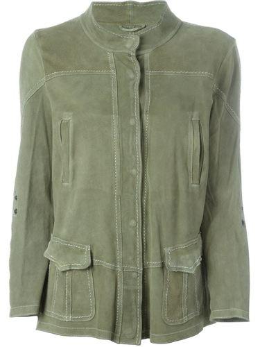 куртка с воротником-стойкой  Sylvie Schimmel