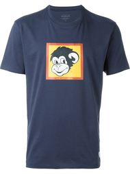 футболка с принтом  Paul Smith Jeans