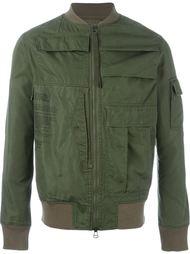 куртка на молнии в стиле милитари Maharishi