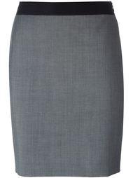 юбка мини Lanvin