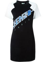 платье-толстовка 'Kenzo Flash' Kenzo