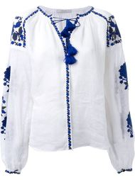 блузка с вышивкой  Vita Kin