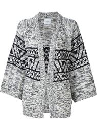 knitted cardigan Obey
