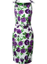 платье с цветочным принтом  'Monroe' Samantha Sung