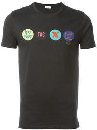 футболка с графическим принтом Paul Smith Jeans