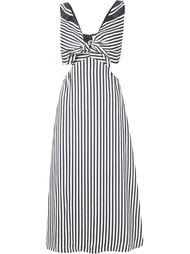 полосатое платье 'Lexa' Misha Nonoo