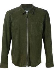 куртка-рубашка на молнии Our Legacy