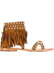 сандалии с бахромой 'Mary J'  Ash