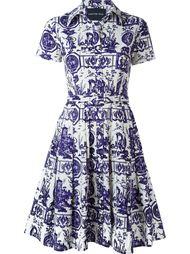 платье-рубашка 'Patricia'  Samantha Sung
