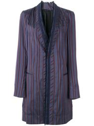 полосатое пальто '161 Decaye' A.F.Vandevorst