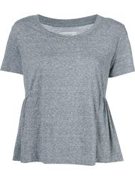 pleat detail T-shirt Current/Elliott