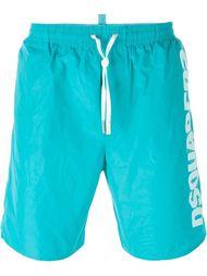 плавательные шорты с логотипом Dsquared2 Beachwear