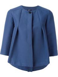 укороченный пиджак Jil Sander Navy