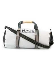 'Haus x Golden Deluxe Brand' gym bag Haus