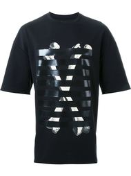 футболка с принтом Cy Choi
