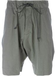 шорты с заниженной проймой Attachment