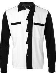 рубашка с зазубренной планкой Christian Dada