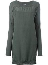 платье шифт с длинными рукавами Kristensen Du Nord