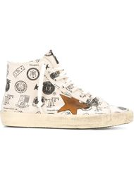 хай-топы 'Francy' Golden Goose Deluxe Brand